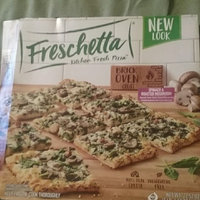 Freschetta® Brick Oven™ Roasted Portabella Mushrooms & Spinach Pizza uploaded by Amber M.