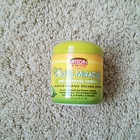 African Pride Olive Miracle Anti-Breakage Formula Hair Treatment uploaded by Mary O.