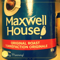 Maxwell House - Original Roast Coffee (925g / 2lbs) uploaded by Erin P.