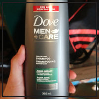 Dove Men+Care Aqua Impact Fortifying Shampoo uploaded by Erin P.