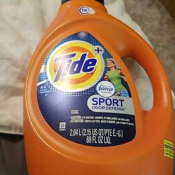 Photo of Tide Plus Febreze Freshness Liquid Laundry Detergent uploaded by Cassie D.