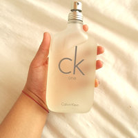 Calvin Klein CK ONE Eau De Toilette uploaded by Juliana V.