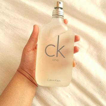 Photo of Calvin Klein ckone Eau De Toilette uploaded by Juliana V.