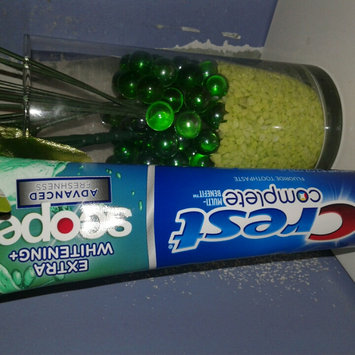 Photo of Crest Complete Whitening Plus Scope Toothpaste uploaded by Shelby -.
