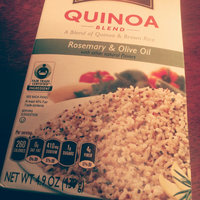 Near East Quinoa Rosemary & Olive Oil Blend uploaded by Lily F.