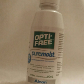 Photo of Opti-Free RepleniSH Multi Purpose Disinfecting Solution-2 oz (60 ml), Carry On Size uploaded by Jazmin J.