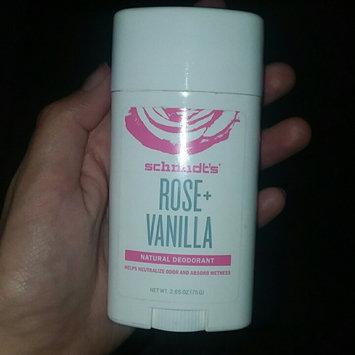 Photo of Schmidt's Natural Deodorant Fragrance Free 3.25 oz uploaded by Elizabeth S.