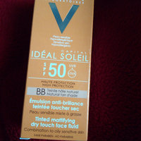 Vichy - Sun Capital Soleil Vichy Capital Ideal Soleil Mattifying Face Fluid Dry Touch SPF50+ 50ml uploaded by No U.