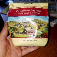 New England Coffee Colombian Supremo Medium Roasted Freshly Ground uploaded by Belinda J.