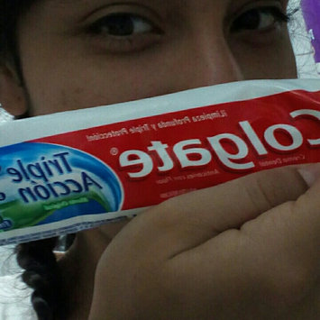 Photo of Colgate® Triple Action Fluoride Toothpaste Original Mint uploaded by Yahaira B.