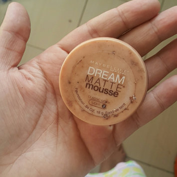 Photo of Maybelline Dream Matte® Mousse Foundation uploaded by MeMa K.