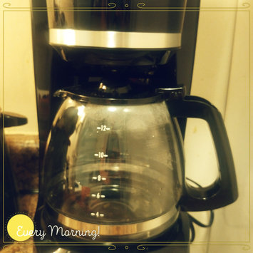 Photo of Hamilton Beach 12-Cup Programmable Coffeemaker, 49467, Black uploaded by Erin P.