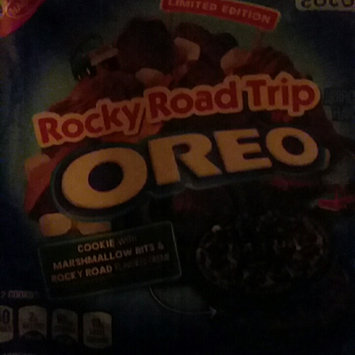 Photo of Oreo Rocky Road Trip Chocolate Sandwich Cookies uploaded by Marquita S.