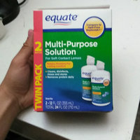 Equate - Multi-Purpose Contact Lenses Solution uploaded by Jack R.