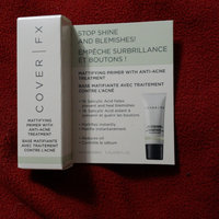 COVER FX  Mattifying Primer With Anti-Acne Treatment uploaded by Mindy C.