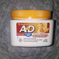 A+D® Original Diaper Rash Ointment & Skin Protectant 1 lb. Tub uploaded by Starlyn E.