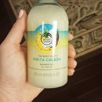 Photo of THE BODY SHOP® Piñita Colada Shower Gel uploaded by April B.
