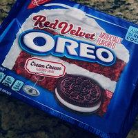 Nabisco Oreo Sandwich Cookies Red Velvet uploaded by Dezirae N.