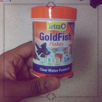 Tetra TetraFin Goldfish Flakes uploaded by Shakeria D.