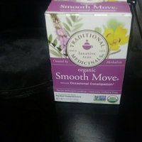 Traditional Medicinals Laxative Teas Organic Smooth Moves Tea Bags - 16 CT uploaded by Shakeria D.