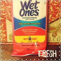 Wet Ones Antibacterial Hands Wipes Fresh uploaded by Brandie M.