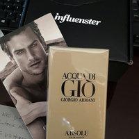 Acqua Di Giò Pour Homme by Giorgio Armani uploaded by Nathalie E.
