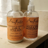 SheaMoisture Coconut & Hibiscus Facial Mask uploaded by kat H.