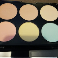 BH Cosmetics 6 Color Concealer & Corrector Palette uploaded by Crystal G.