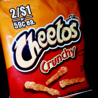 CHEETOS® Crunchy Cheese Flavored Snacks uploaded by Jeannine L.