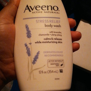 Photo of Aveeno® Stress Relief Body Wash uploaded by Tavarious M.