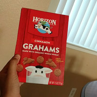 Horizon Cinnamon Snack Grahams uploaded by Emly l.