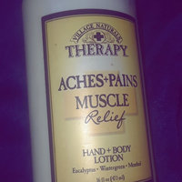Village Naturals Therapy Muscle Relief Lotion uploaded by Freddy A.