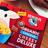Horizon Organic Cheddar Cheesy Deluxe uploaded by Jeannine L.