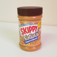SKIPPY® Natural SUPER CHUNK® Peanut Butter Spread uploaded by Mary O.