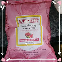 Burt's Bees Facial Cleansing Towelettes Pink Grapefruit uploaded by Jacqueline M.