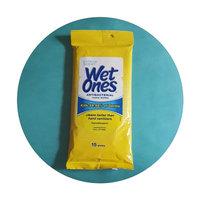 Wet Ones Antibacterial Hand Wipes - 15 CT uploaded by K w.