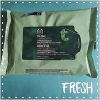 THE BODY SHOP® Tea Tree Skin Clearing Facial Wipes uploaded by Kelly W.