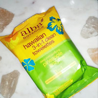 Alba Botanica Hawaiian 3-in-1 Clean Towelettes Deep Pore Purifying Pineapple Enzyme uploaded by Ashley W.