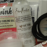 SheaMoisture 100% Virgin Coconut Oil Leave-In Treatment uploaded by Linda A.