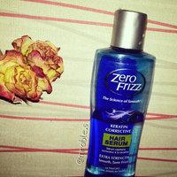 Zero Frizz Keratin Corrective Hair Serum, 5 fl oz uploaded by M R.