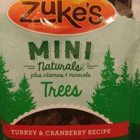 Zukes Zuke's® Mini Naturals, Trees Dog Treat - Natural, Turkey and Cranberry size: 6 Oz uploaded by Samantha B.