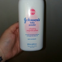 Johnson's® Baby Pure Cornstarch Powder with Calming Lavender & Chamomile uploaded by Amber S.