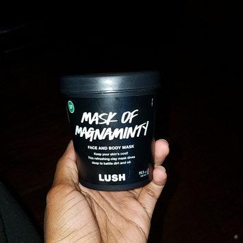 Photo of LUSH Mask of Magnaminty uploaded by Ashley T.