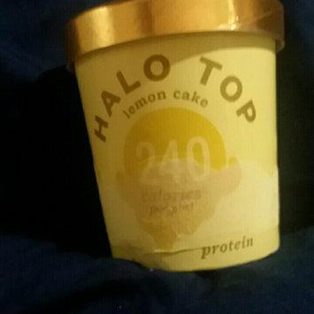Photo of Halo Top Lemon Cake Ice Cream uploaded by Ashlie H.