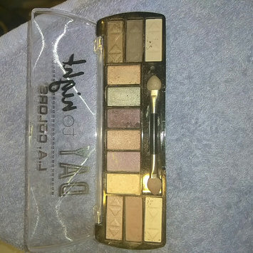 Photo of L.A. Colors Day to Night 12 Color Eyeshadow uploaded by Kelly P.