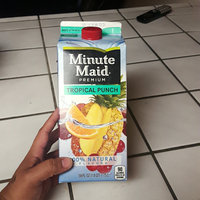 Minute Maid® Tropical Punch uploaded by claudianoemi😍😘💏💙💋 S.