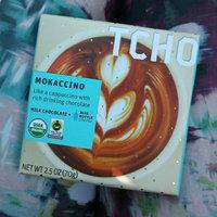 TCHO Mokaccino SeriousMilk Chocolate Blue Bottle Coffee 2 oz uploaded by Brittney C.