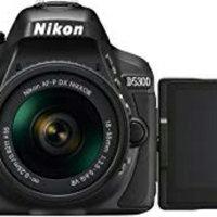 Nikon D5300 DSLR Camera Body (Black) uploaded by faiez b.