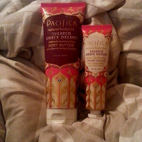 Pacifica Sugared Amber Dreams Hand Cream uploaded by Jamie u.