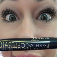 Rimmel London Lash Accelerator Mascara uploaded by Carrie S.